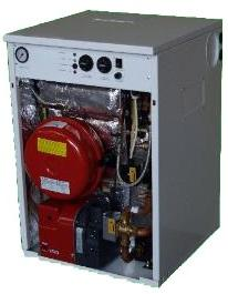 Mistral Combi Standard CC3 35kW Oil Boiler Boiler