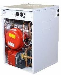 Mistral Combi Standard C1 20kW Oil Boiler Boiler