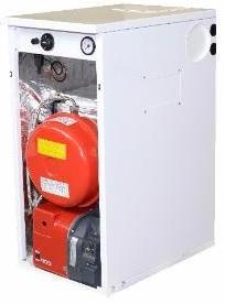 Mistral Sealed System S3 35kW Oil Boiler Boiler