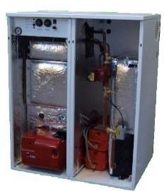 Mistral Mega Combi Standard CMC6 58kW Oil Boiler Boiler