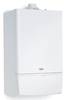 Alpha InTec 12S System Gas Boiler Boiler