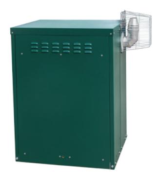 Firebird Enviromax Heat-Pac External 44kW Regular Oil Boiler Boiler