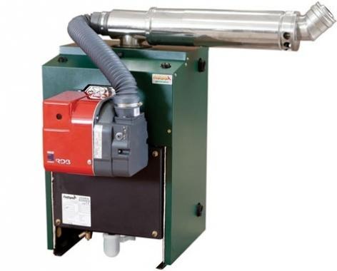 Firebird Envirolite Boilerhouse 35kW Regular Oil Boiler Boiler