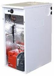Mistral Kitchen Utility Classic KUT4 41kW Regular Oil Boiler Boiler
