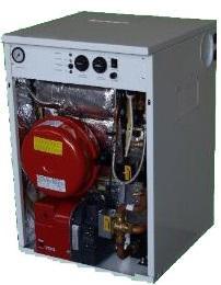 Mistral Mega Combi Stard MC7 68kW Oil Boiler Boiler