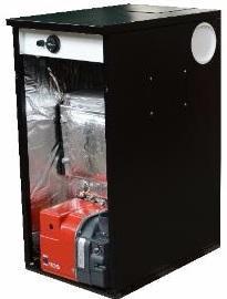 Mistral Boiler House BH5 50kW Regular Oil Boiler Boiler
