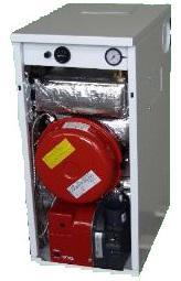 Mistral Sealed System CS3 35kW Oil Boiler Boiler