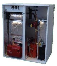 Mistral Mega Combi Standard CMC7 70kW Oil Boiler Boiler