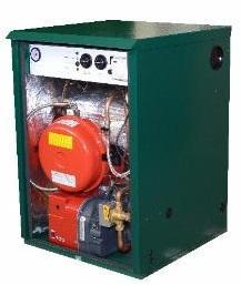 Mistral Outdoor Combi Standard ODC1 20kW Oil Boiler Boiler