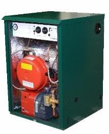 Mistral Outdoor Combi Plus ODC3+ 35kW Oil Boiler Boiler