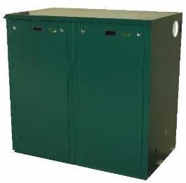 Mistral Outdoor Mega Combi Plus ODMC5 50kW Oil Boiler Boiler