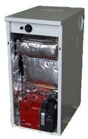 Mistral Kitchen Utility Classic CKUT4 41kW Regular Oil Boiler Boiler