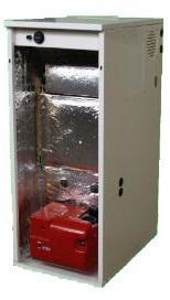 Mistral Kitchen Utility CKUT7 68kW Regular Oil Boiler Boiler
