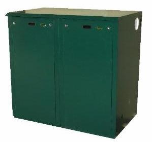 Mistral Outdoor Mega Combi Standard CODMC5 50kW Oil Boiler Boiler