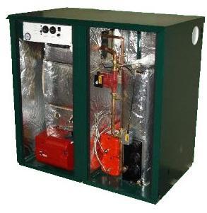 Mistral Outdoor Mega Combi Plus CODMC5 50kW Oil Boiler Boiler