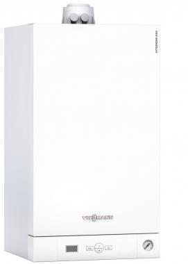 Viessmann BPJD Vitodens 050-W 35kW Combi Gas Boiler Boiler