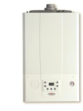 Alpha E-TEC 33kW Combi Gas Boiler Boiler