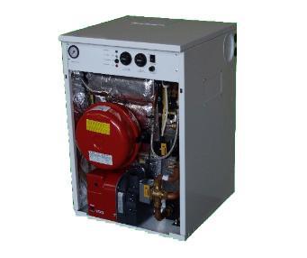 Mistral Combi Standard CC1 plus 20kW Oil Boiler Boiler