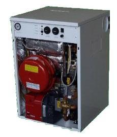 Mistral Combi Standard CC3 plus 35kW Oil Boiler Boiler