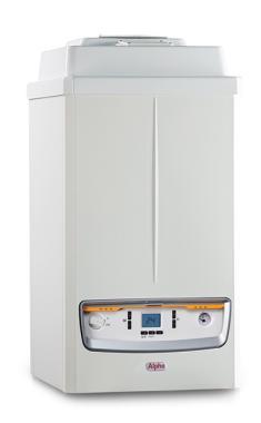 Alpha ProTec Plus 115 System Gas Boiler Boiler