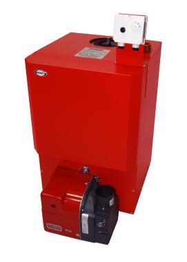 Grant Vortex Boiler House  35kW Regular Oil Boiler Boiler