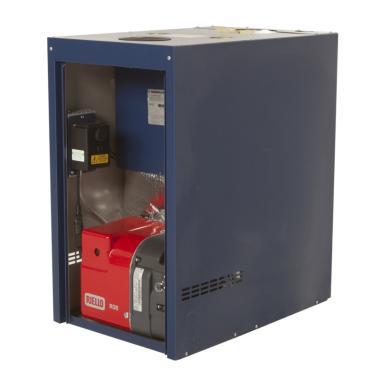Warmflow Boilerhouse B90HE 26kW Regular Oil Boiler Boiler