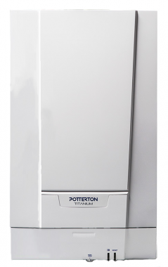 Potterton Titanium 15kW Regular Gas Boiler Boiler