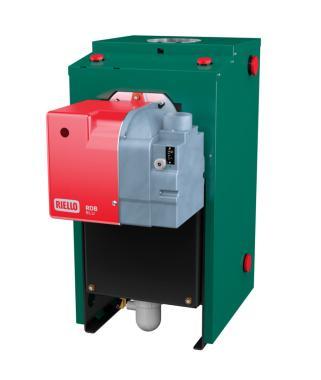 Firebird Envirolite Boilerhouse CR35 Regular Oil Boiler Boiler