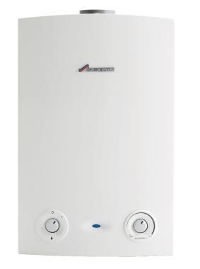 Worcester Bosch Greenstar 24Ri Regular Gas Boiler Boiler