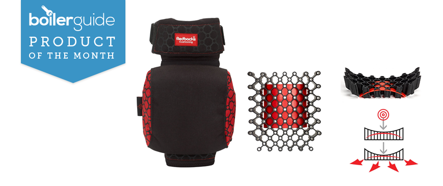Redbacks Offer Unrivalled Protection for your Knees