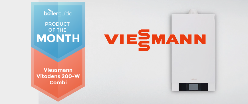 The Vitodens 200-W Boiler from Viessmann