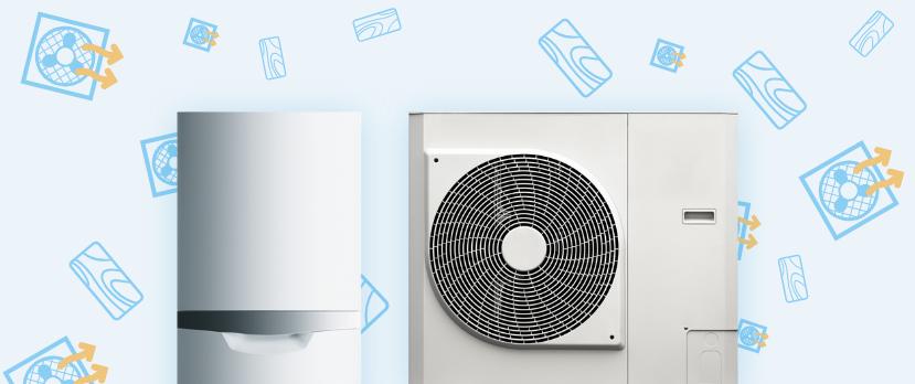 Hybrid Heating Systems