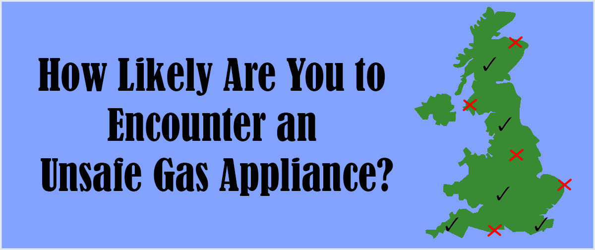 How Likely Are You to Encounter an Unsafe Gas Appliance?