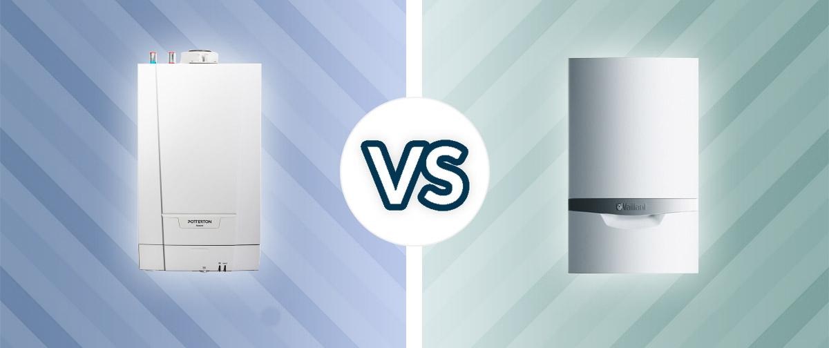 Potterton or Vaillant: Boiler Comparison & Reviews