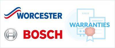 Worcester Bosch Boiler Warranty