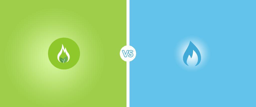Biomass Boiler vs Gas Boiler