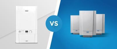 Ideal vs Baxi: Combi Boiler Comparison