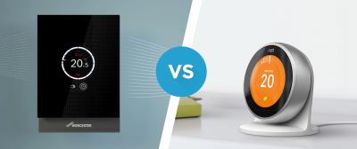 Worcester Wave vs Nest 3rd Gen Smart Thermostat: A Comparison