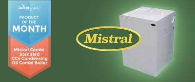 Introducing the Mistral Combi Standard CC4 Condensing Oil Combi Boiler