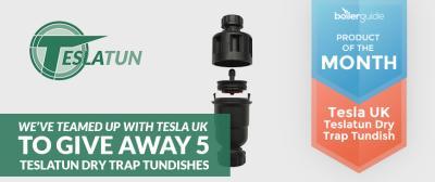 Introducing the Teslatun Dry Trap Tundish
