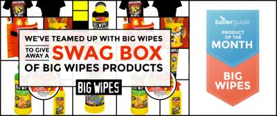 Introducing the Big Benefits of Big Wipes