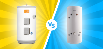 Which Unvented Cylinder? Megaflo vs Greenstore Comparison
