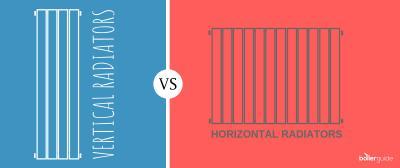 Vertical vs Horizontal Radiators