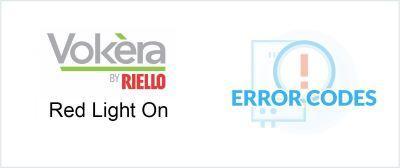 Vokèra Boiler Red Light On: Cause & Fix