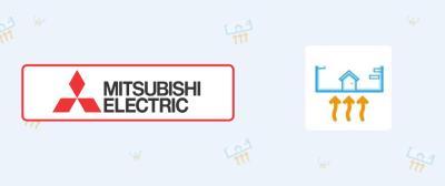 Compare Mitsubishi Ground Source Heat Pumps