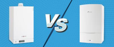 Viessmann Vitodens 100-W vs Worcester Bosch Greenstar 34CDi Classic